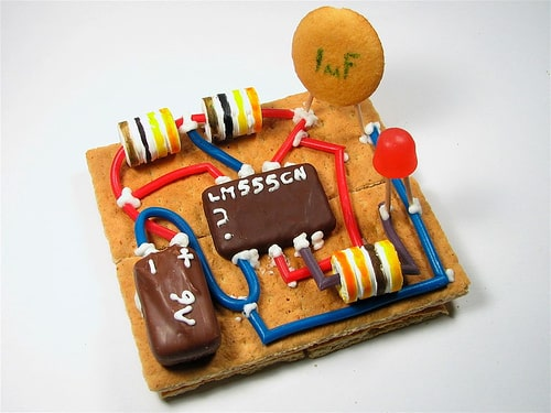 Circuitry Snacks